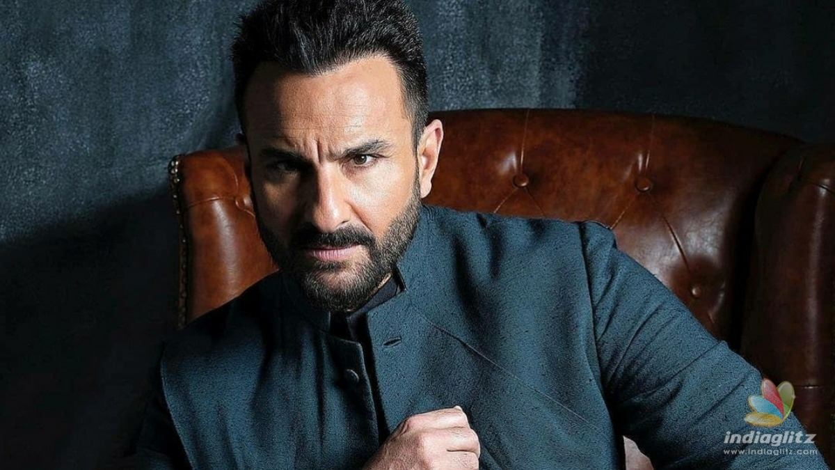 Saif Ali Khan speaks about a new beginning in his life