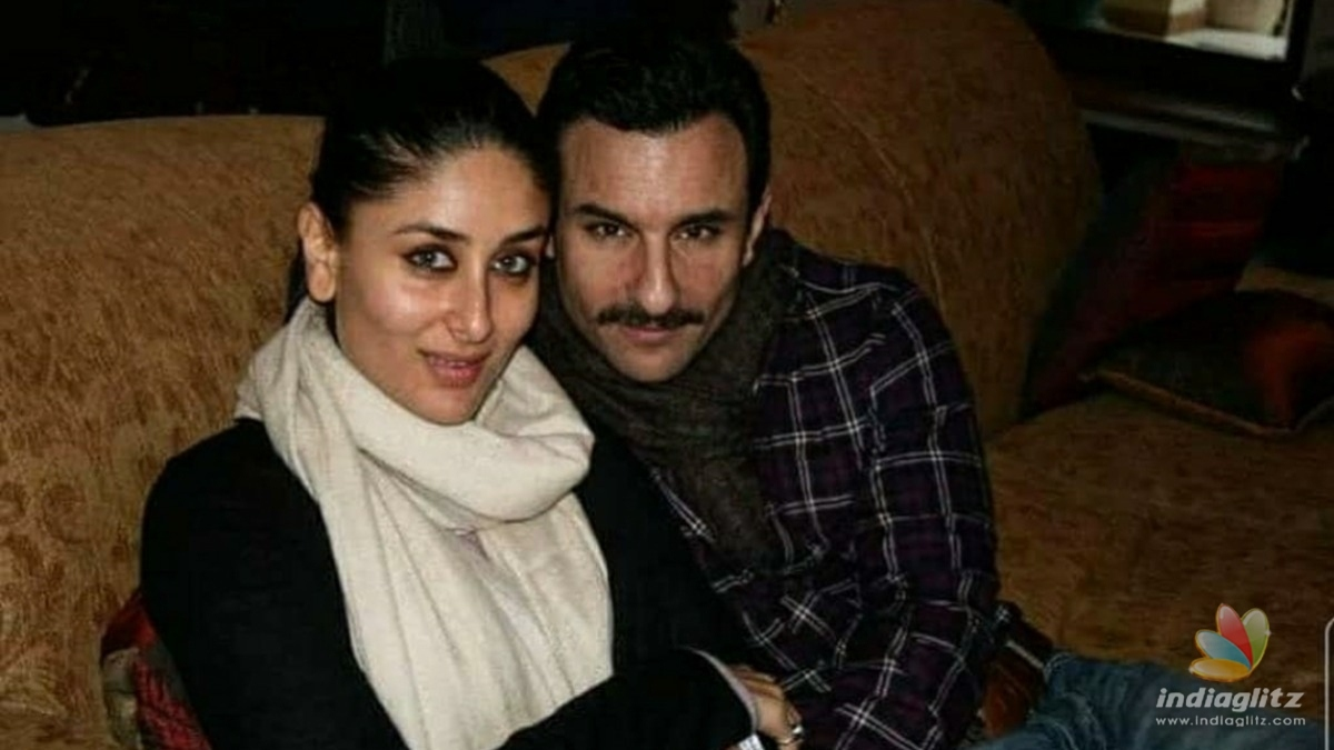 Saif and Kareena have a special announcement for fans