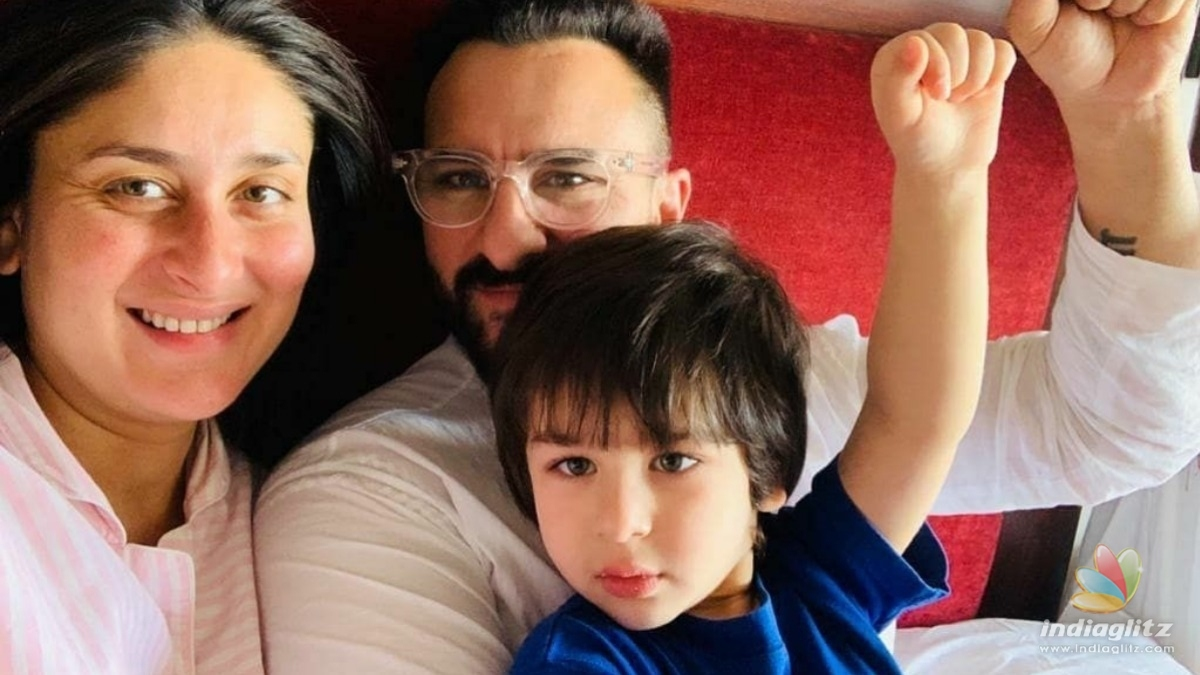 Saif and Kareena wont name their newborn son