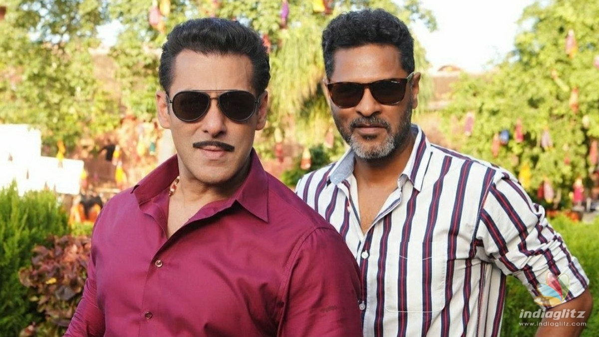 Check out Salman Khans birthday wish for frequent collaborator, Prabhu Deva