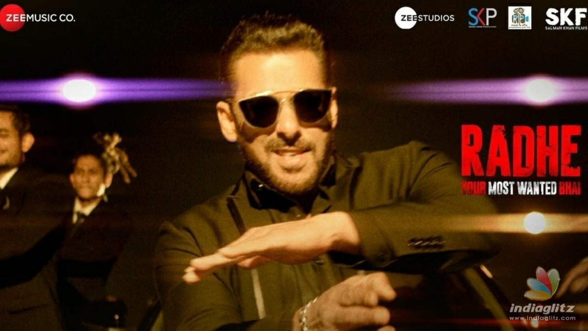 Salman fans have one more reason to watch Radhe now