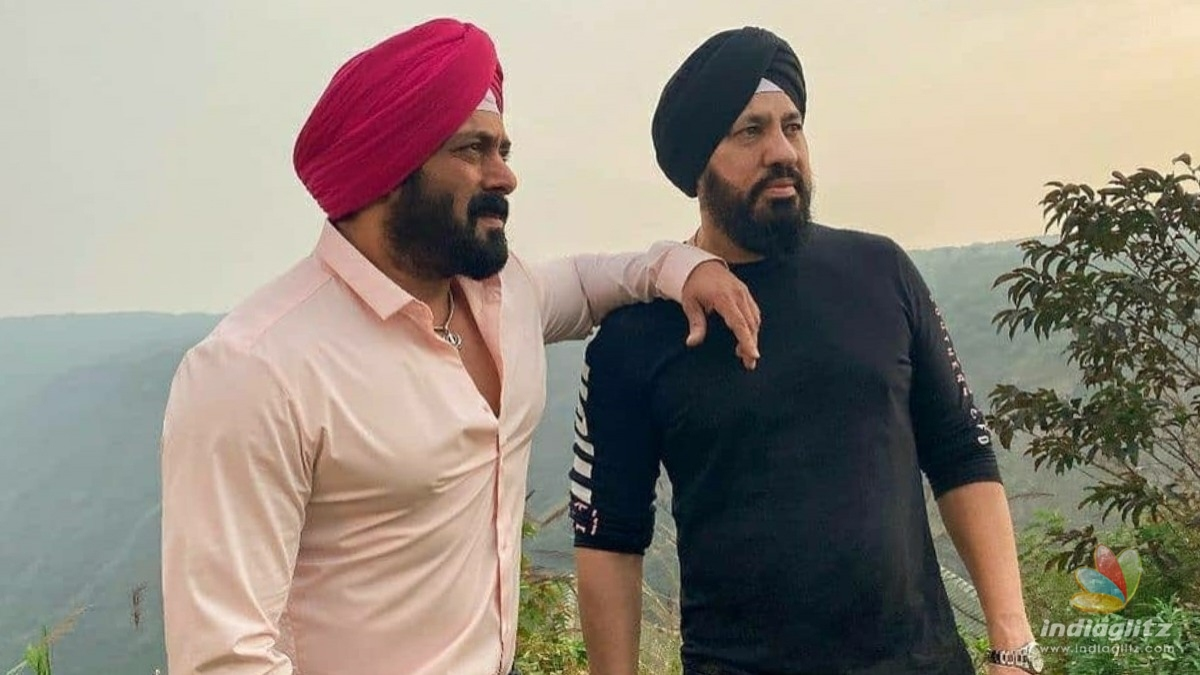 Heres how Salmans bodyguard Shera met the actor for the first time