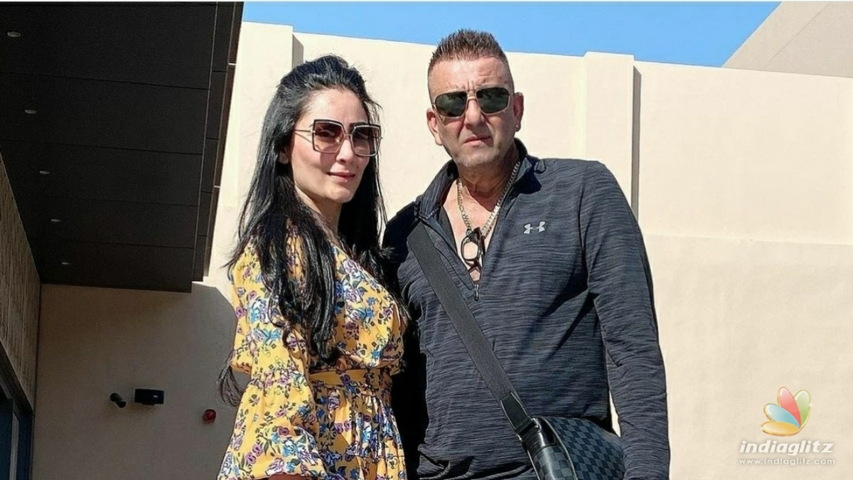 Heres what Manyata Dutt did to the 100 crore rupees worth of apartments that Sanjay Dutt gifted her