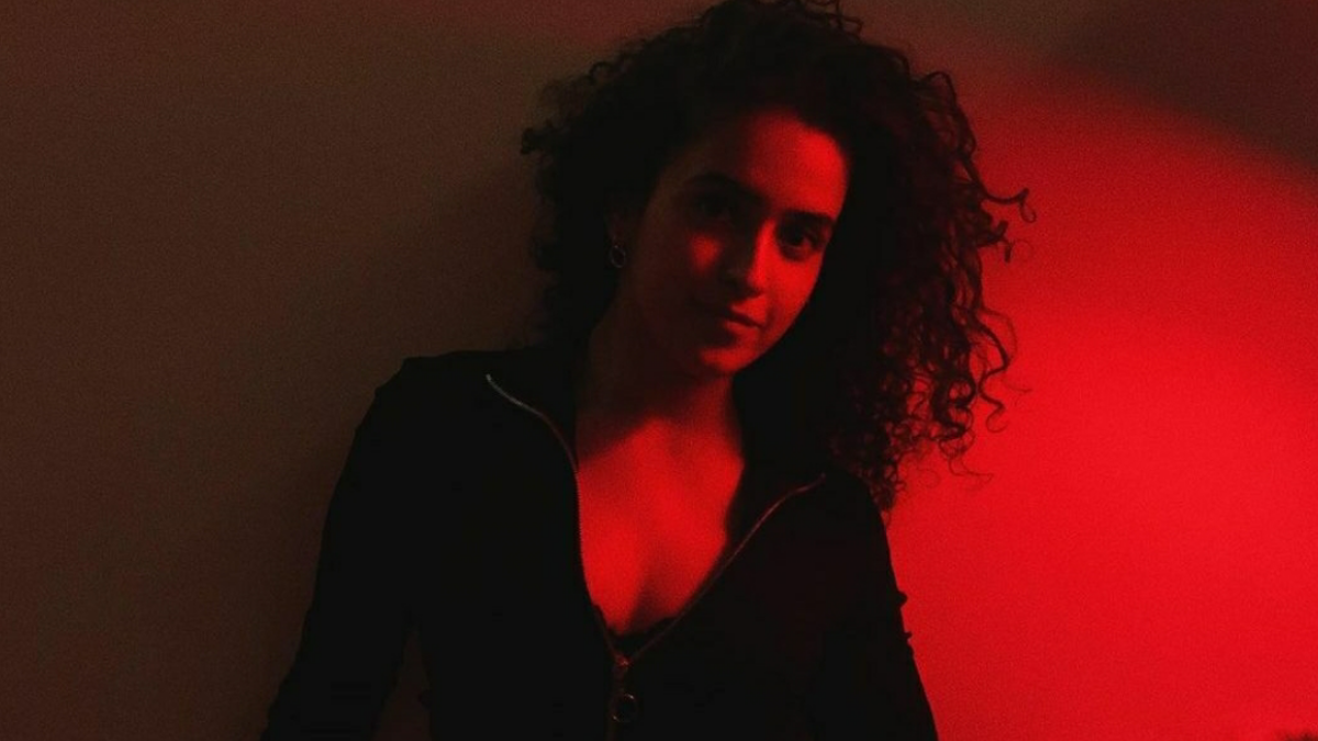 Sanya Malhotra fuses dance and workout in this new video.