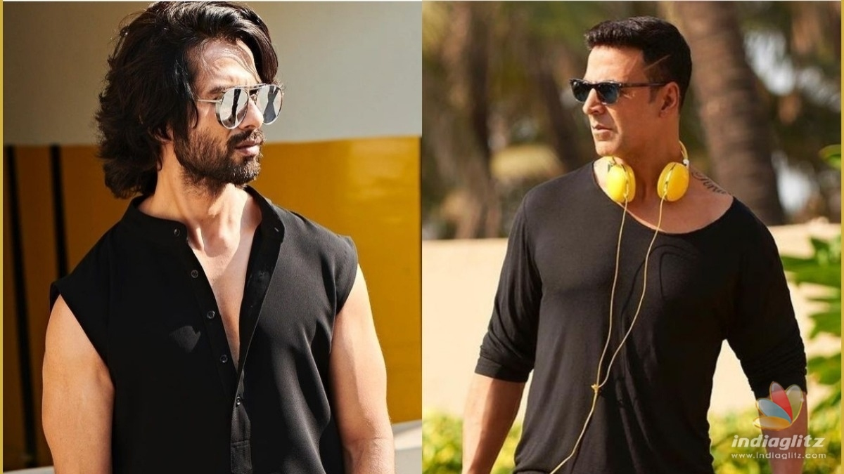 Akshay Kumar might replace Shahid Kapoor in this remake