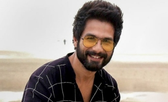 Shahid Kapoor Gives Us A Sneak-Peek Of His Adorable 'Sun'!