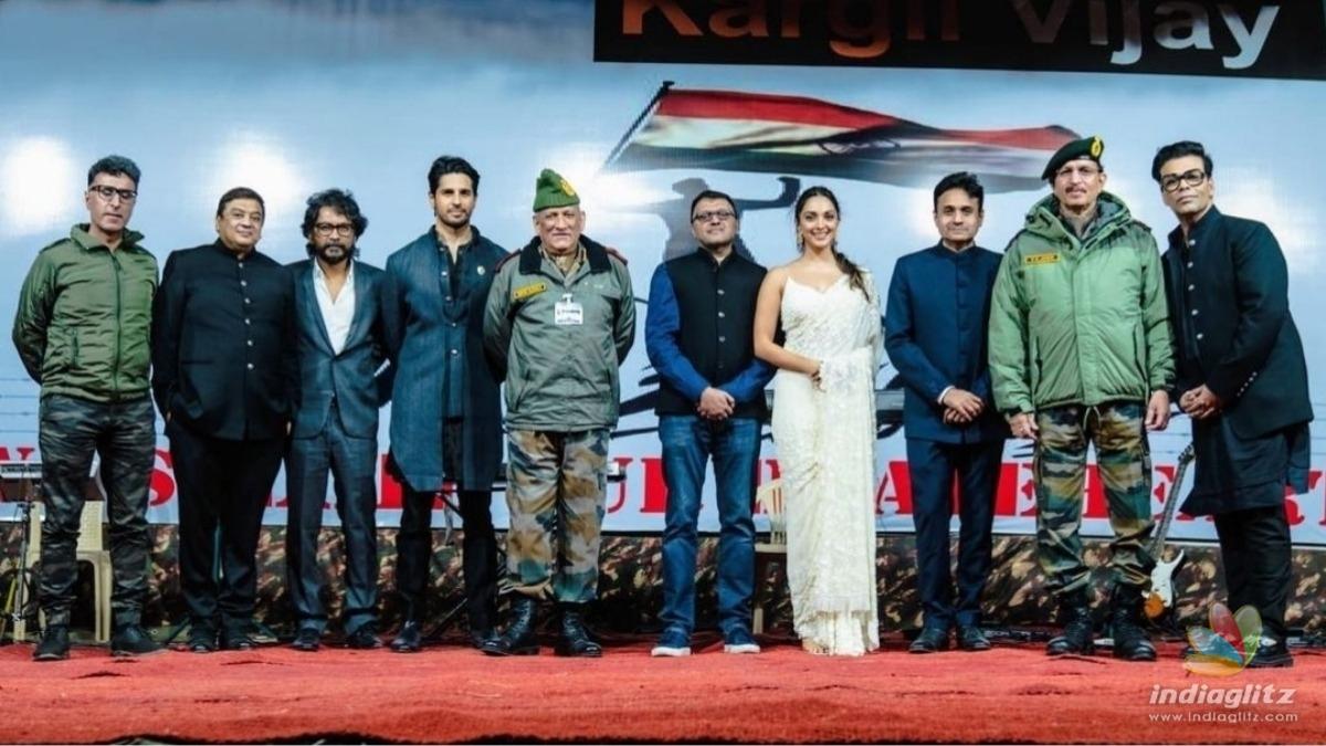 Sidharth Malhotra talks about playing Vikram Batra in Shershah