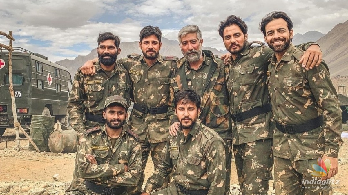 Check out the trailer of Sidharth Malhotras Vikram Batra biopic