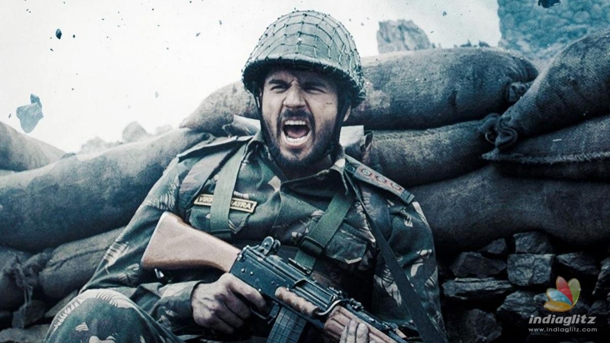 Sidharth Malhotra channels Vikram Batra in new promotional posters