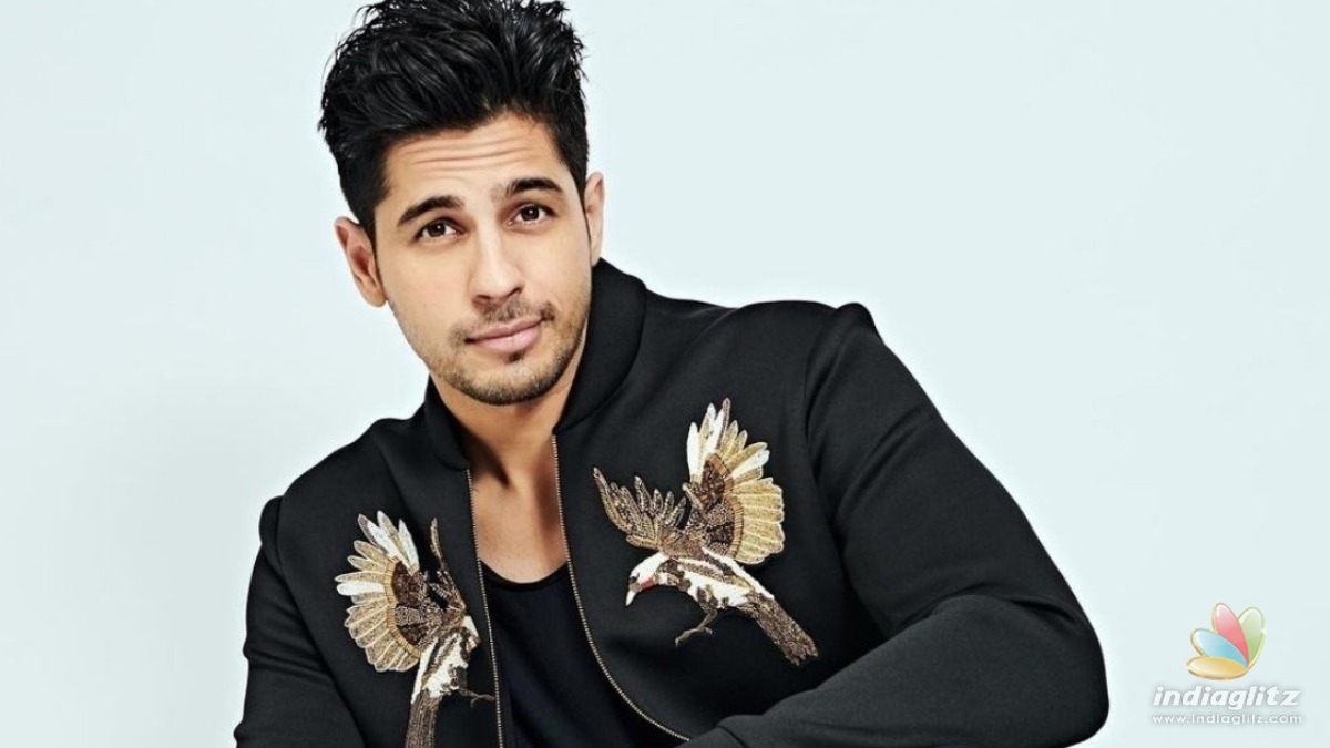 Sidharth Malhotra to reunite with this filmmaker for an action thriller