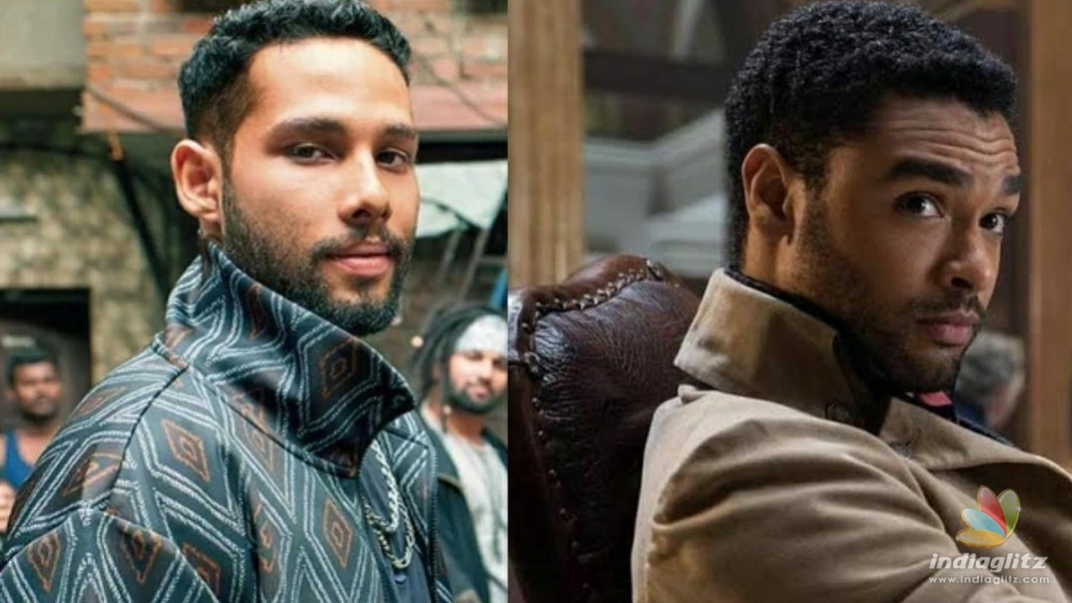 Siddhant Chaturvedi has found his celebrity look alike