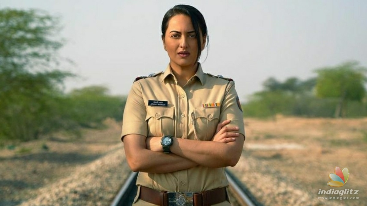 Check out Sonakshis stunning first look from her first web series