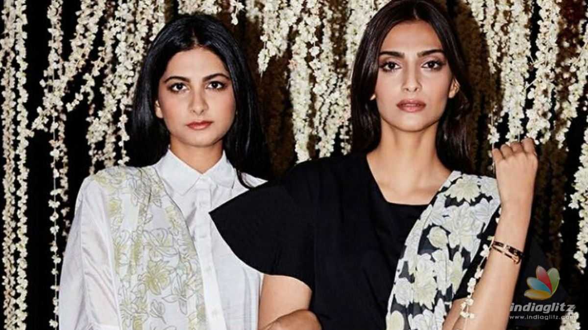 Heres Sonam Kapoors adorable post for her sibling
