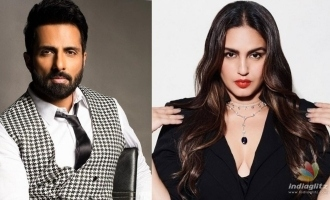 Sonu Sood doesn't agree with Huma Qureshi