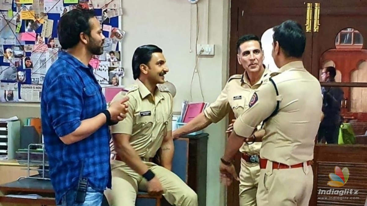 IPS Officer points out a mistake in a still from Sooryavanshi