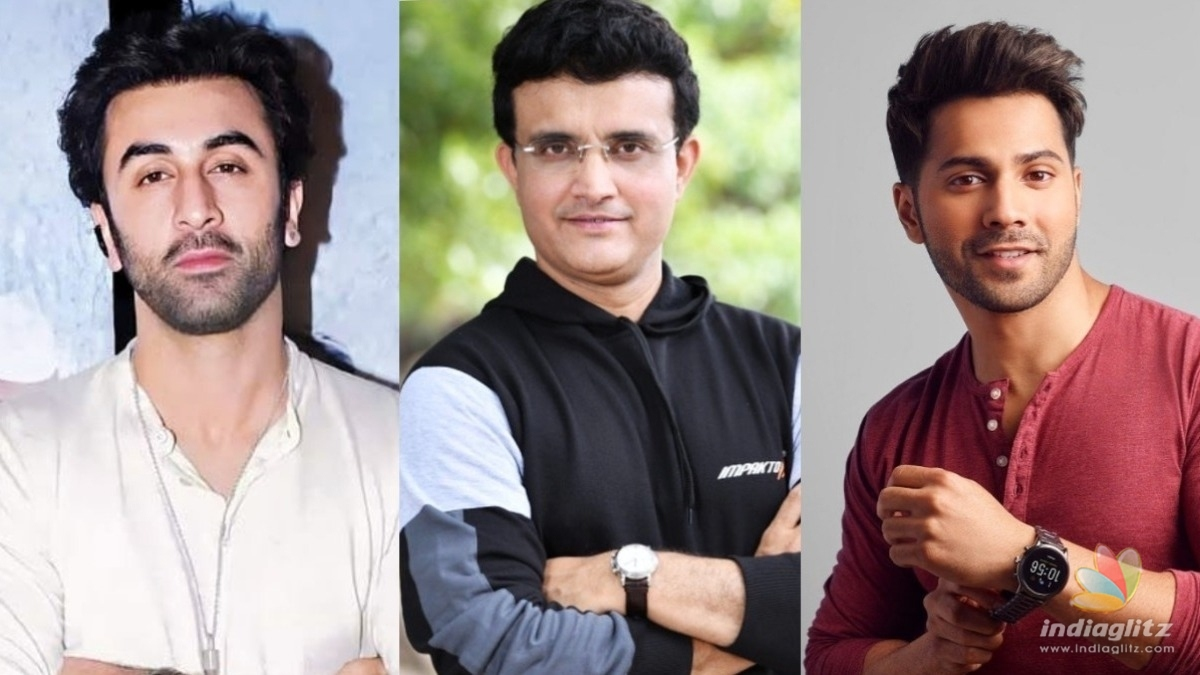 These are the popular choices for the lead in Sourav Ganguly biopic