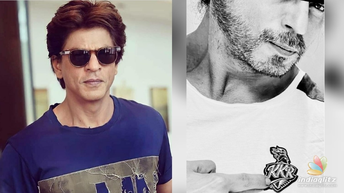 Heres how Shahrukh Khan reacted to KKRs defeat