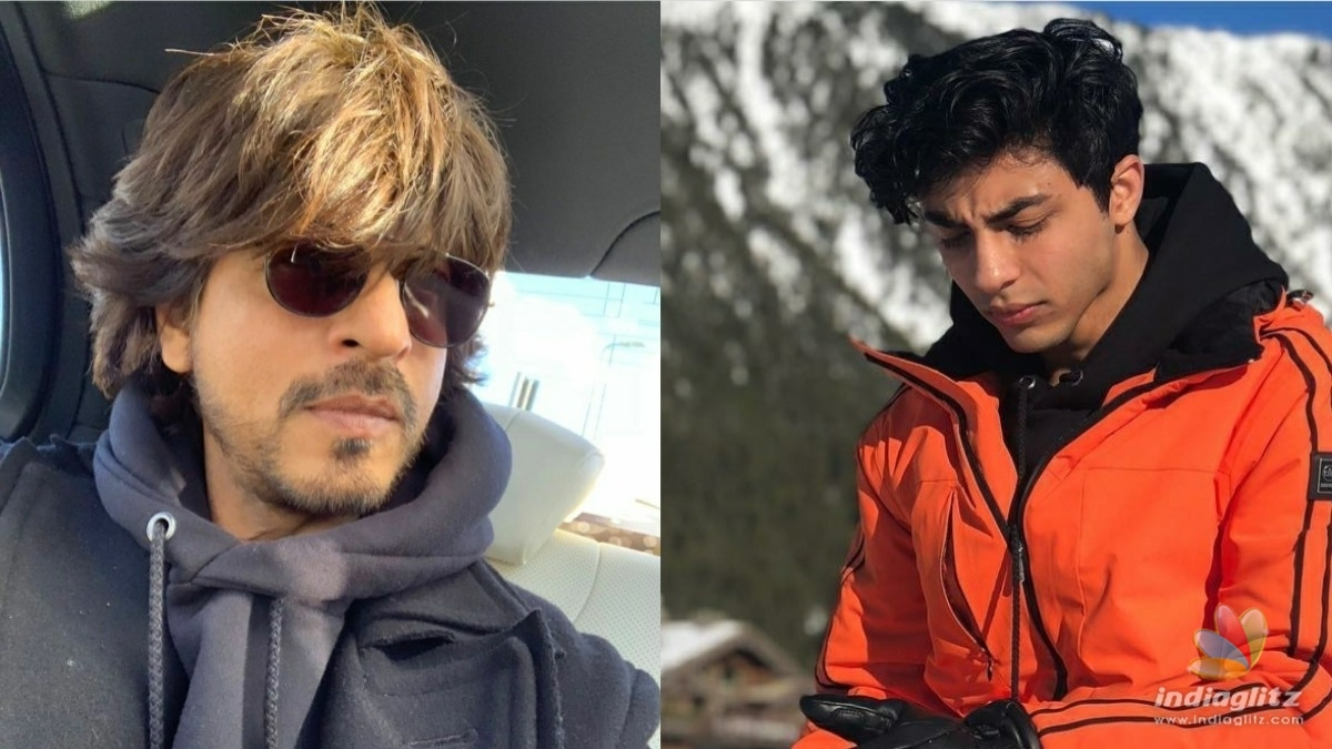 Heres why Shahrukh Khan doesnt let his son be shirtless at home