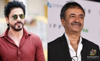 Shahrukh Khan and Rajkumar Hirani's film might go on floors on this date