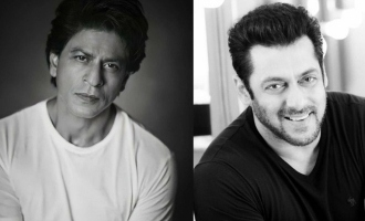 Here's what Shahrukh Khan thinks about Salman Khan
