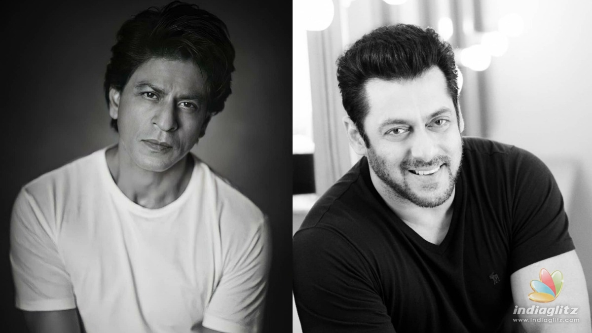 Heres what Shahrukh Khan thinks about Salman Khan