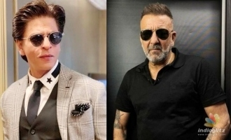 Shahrukh Khan might share screen with this superstar in his next