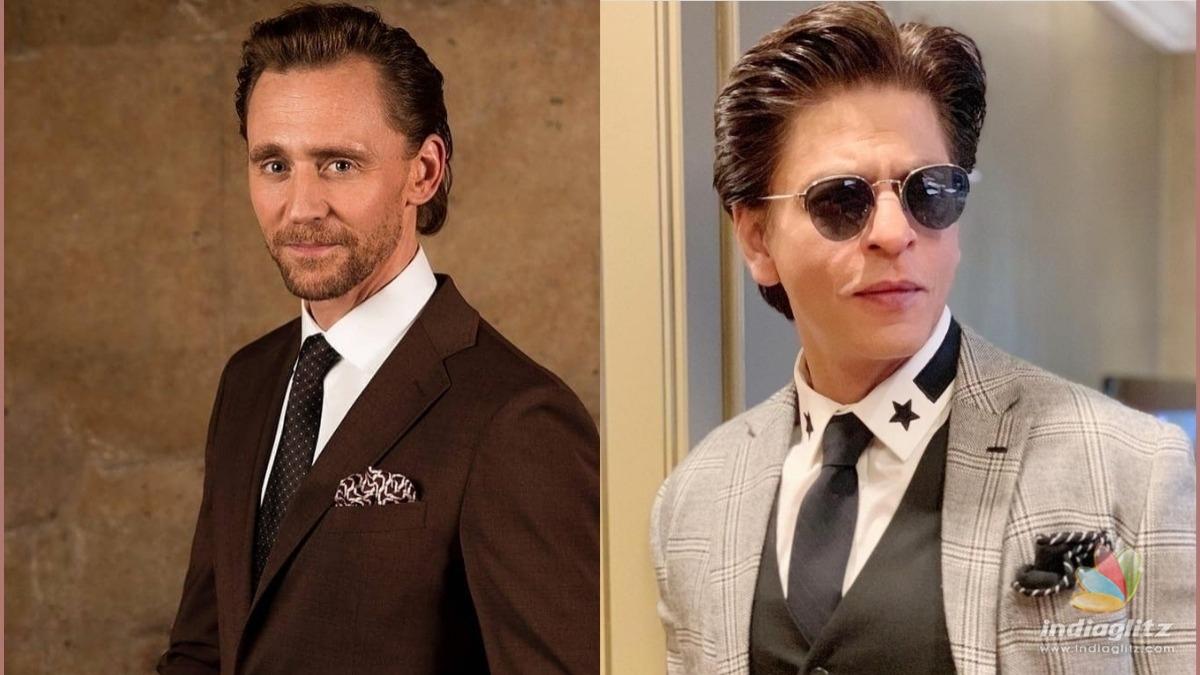 Shahrukh Khan responds to Tom Hiddlestons admiration for him