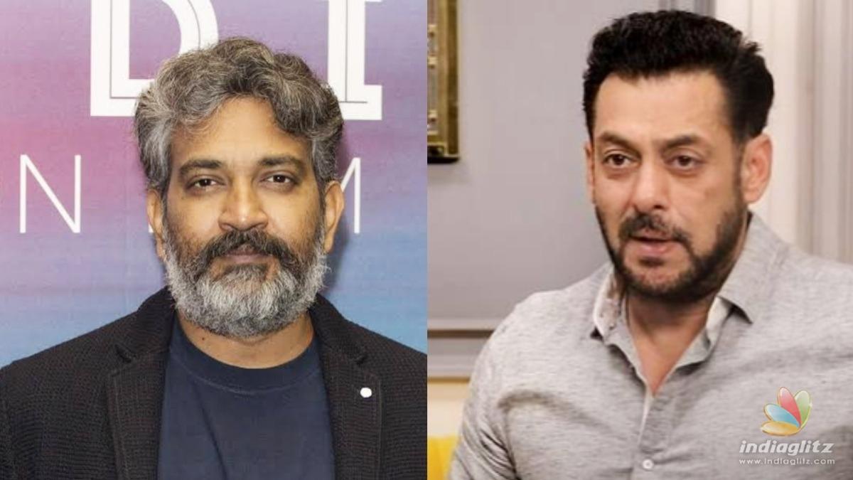 Heres why SS Rajamauli turned down Salman Khan