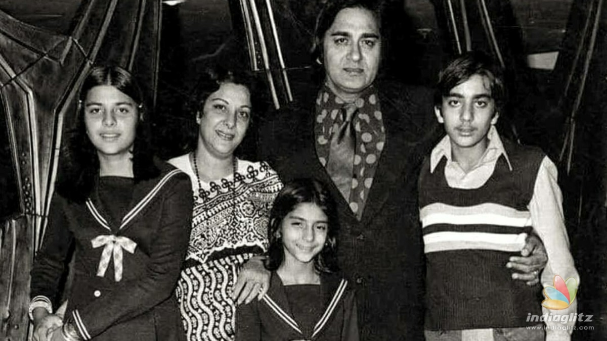 Sanjay Dutt recalls his parents on this ocassion