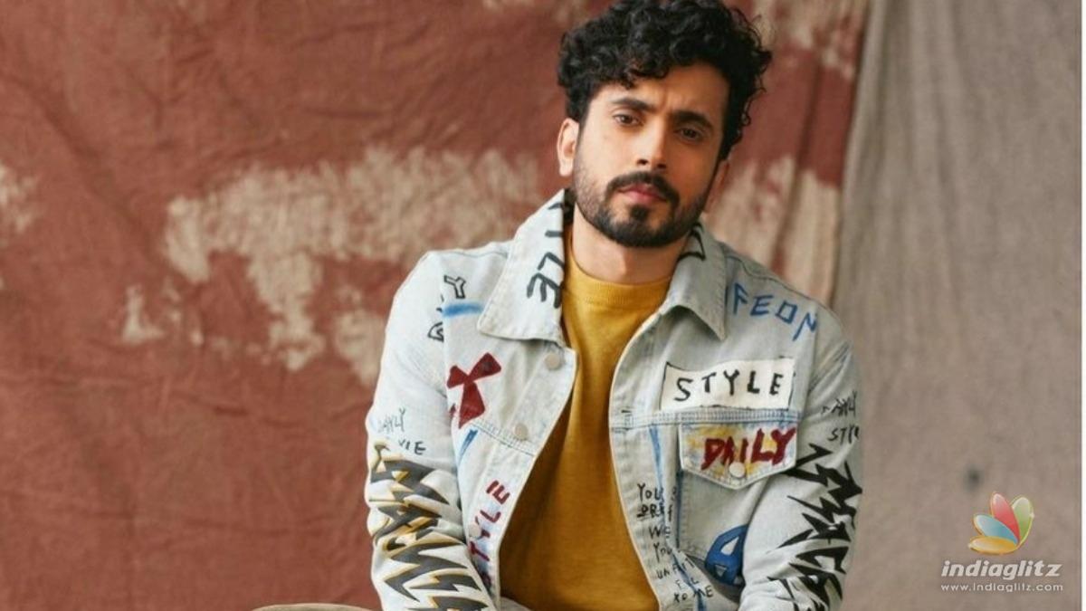 Heres how Sunny Singh got surprised on Adipurush set