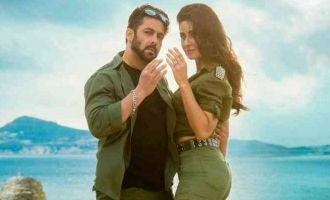 Salman Khan amp Katrina Kaifs Song Becomes The 1st Indian Song To Hit 600M Views