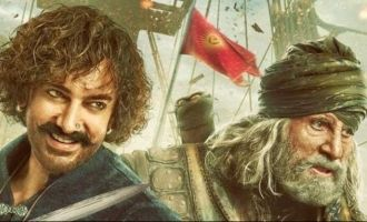 Amitabh Bachchan And Aamir Khan's 'Thugs of Hindostan' Trailer Is A Perfect Visual Treat!