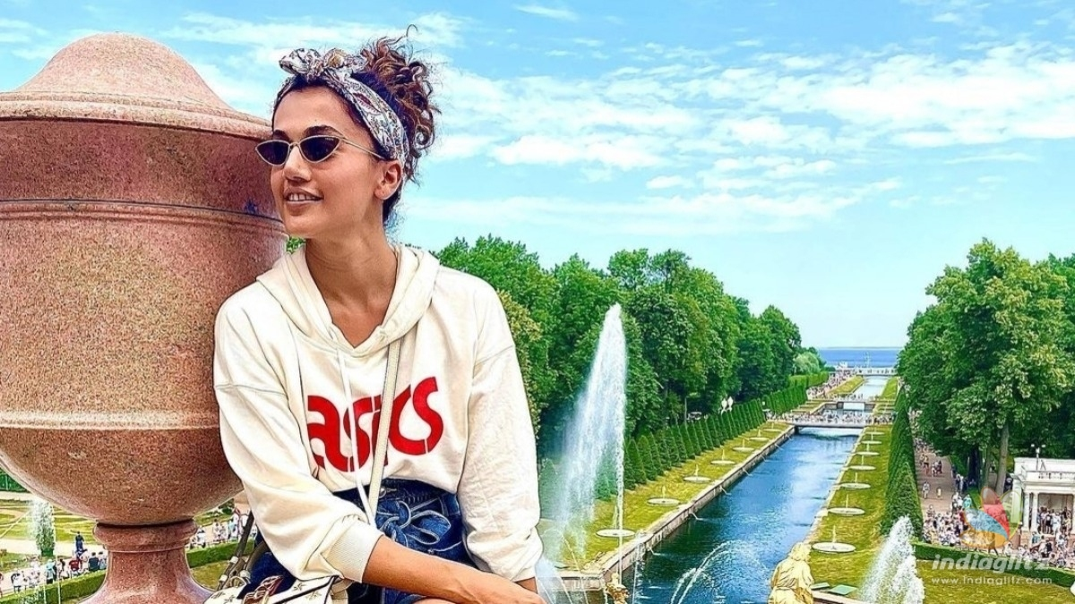 Taapsee Pannu shares her opinion on pay gap in Bollywood