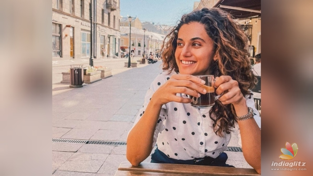 Taapsee Pannu names three most influential actresses