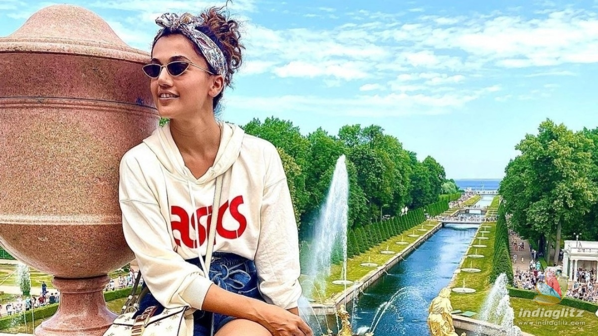 Taapsee Pannu announces her first film as a producer