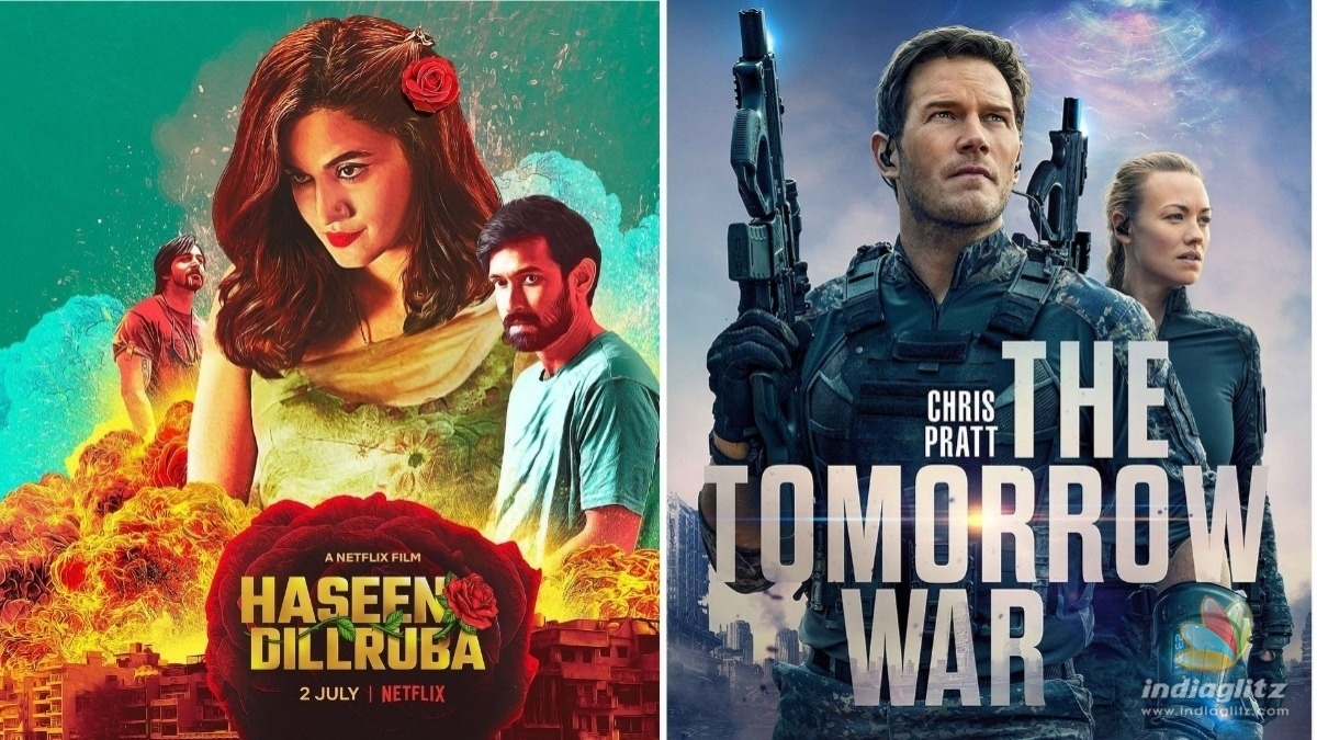 Taapsee Pannu criticises the Hollywood film The Tomorrow War