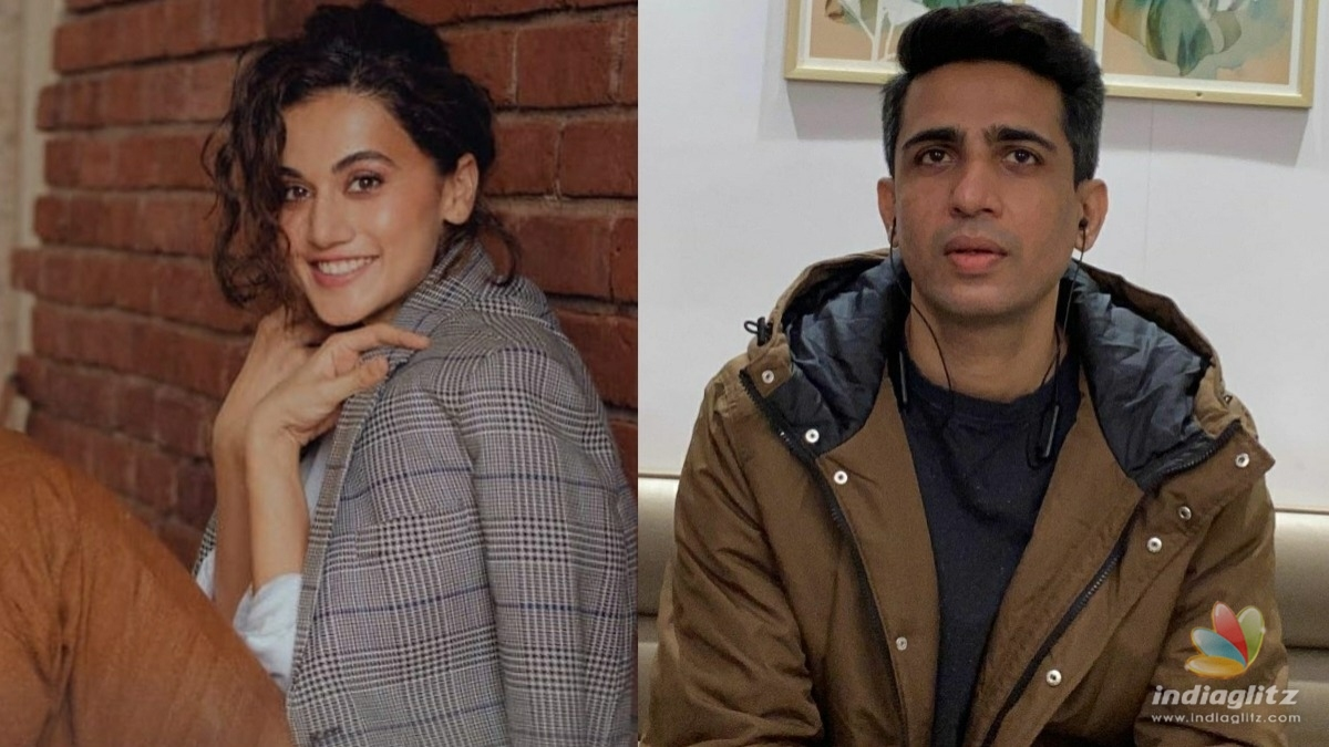 Taapsee Pannu might pair up with this stunning young actor
