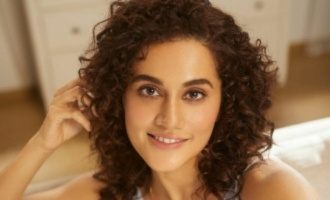 Taapsee Pannu has a special advice for actors these days