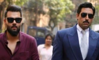 Abhishek Bachchan goes full on Harshad Mehta in this trailer