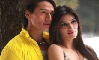 A big reveal about Tiger Shroff and Kriti Sanon's 'Ganpath'
