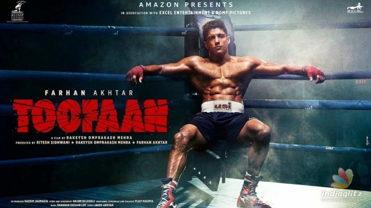 The power packed teaser for Toofan is out now