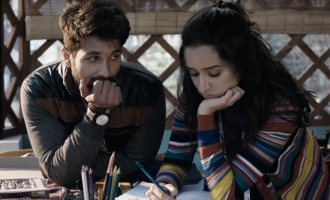 "Shahid Kapoor Longs To Be Back With Shraddha Kapoor In ""Dekhte Dekhte"""