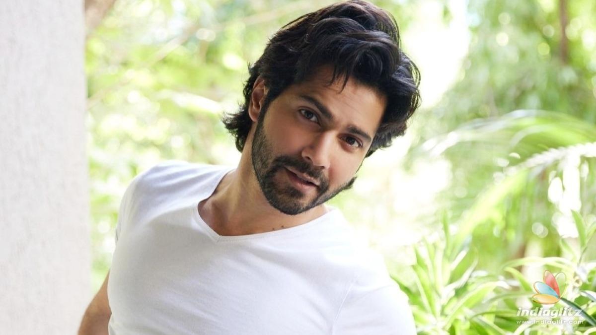 Check out Varun Dhawans unseen look from Bhediya