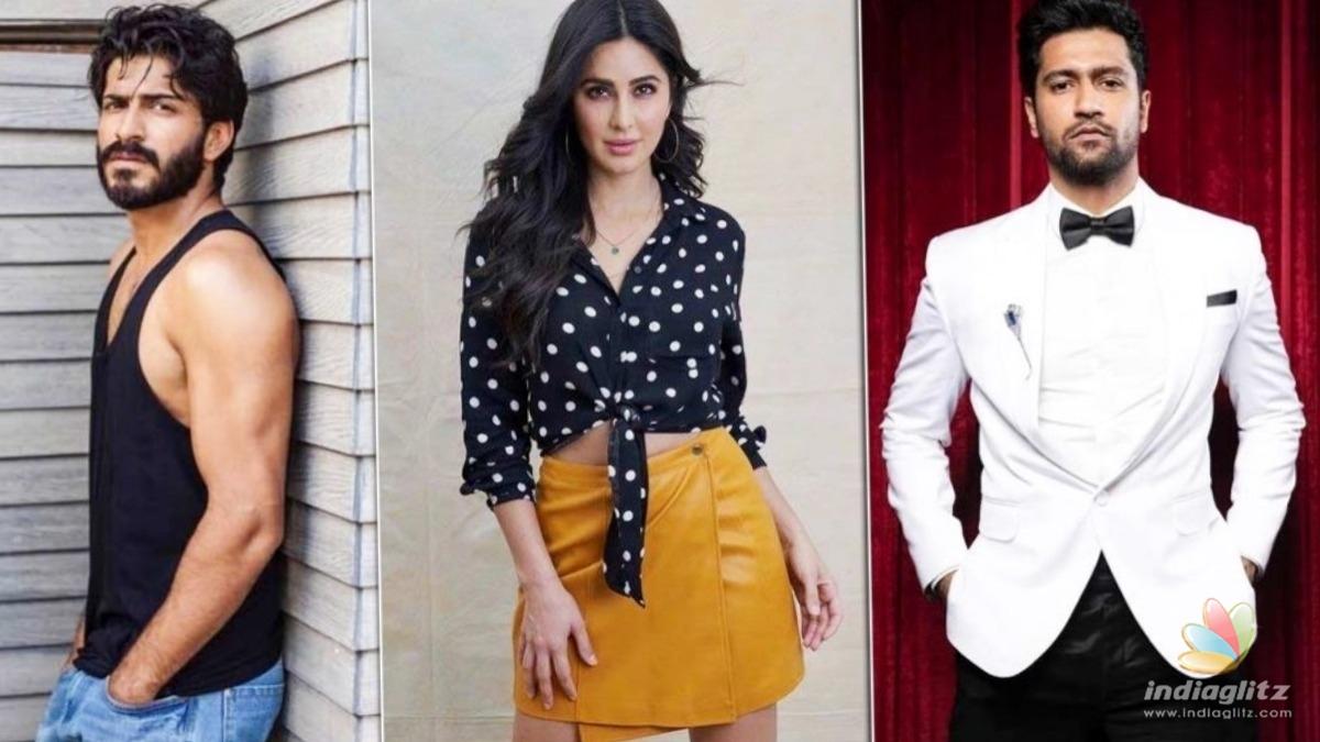 Katrina Kaif isnt happy with Harshvardhan Kapoor