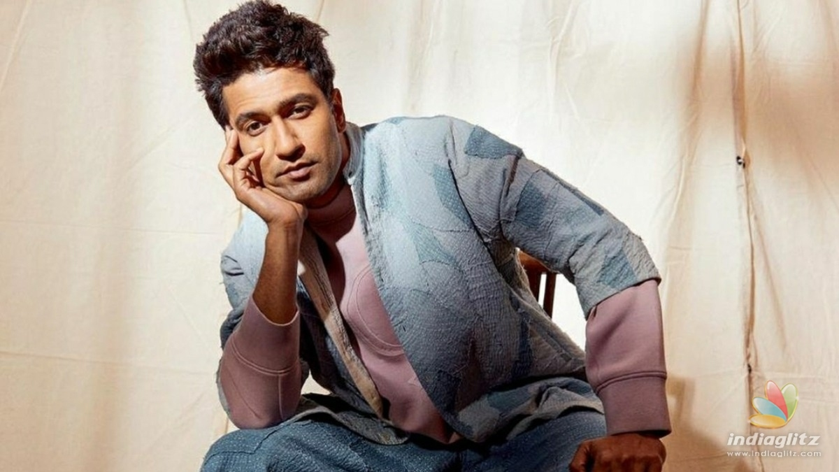 Vicky Kaushal shares a new aspect of his personality