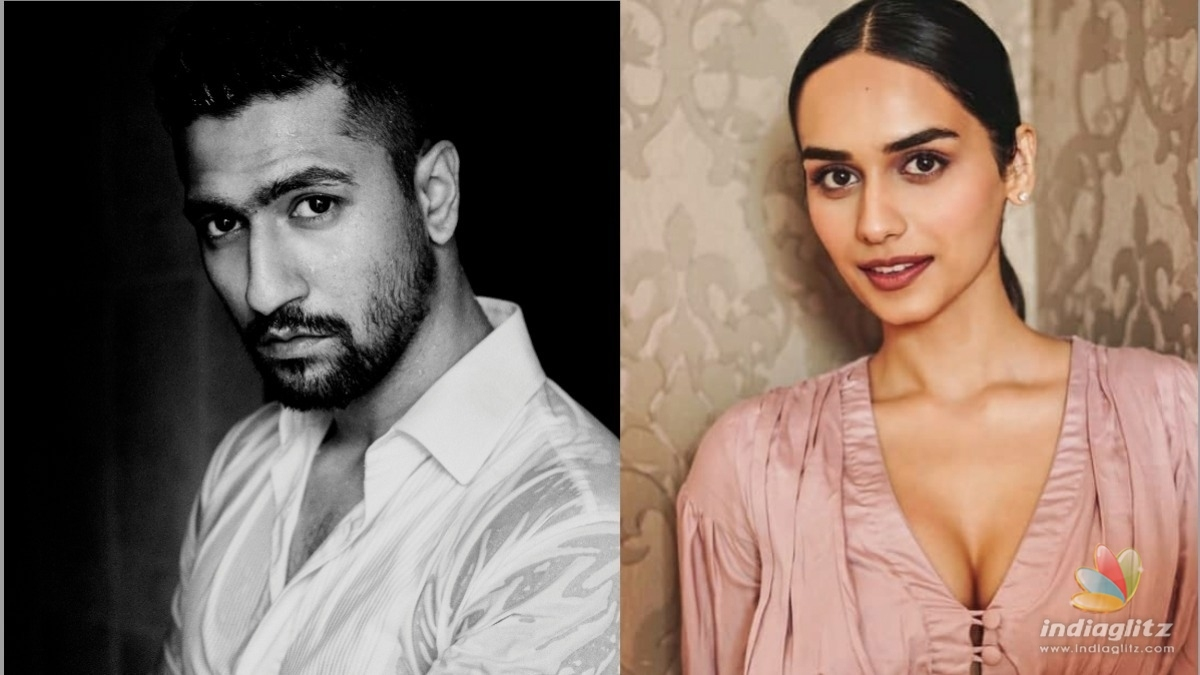 Vicky Kaushal and Manushi Chhillars upcoming film now has a title