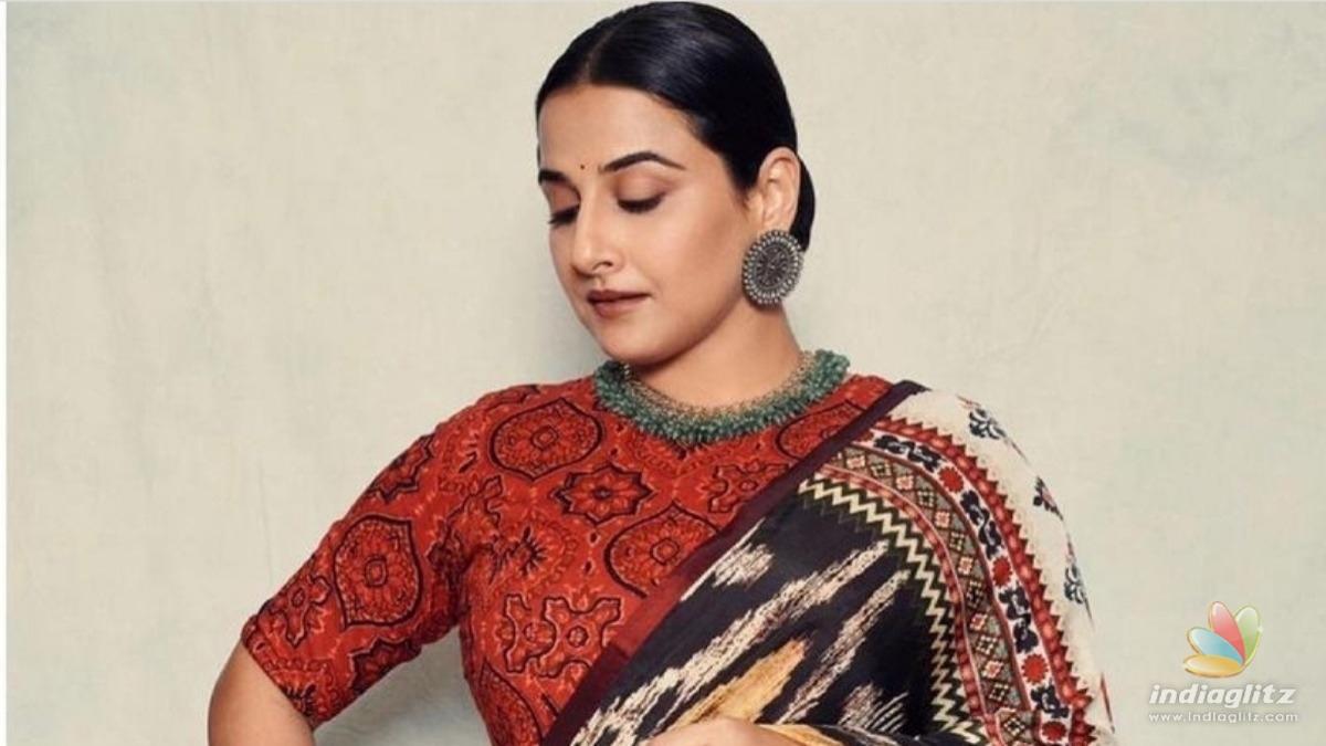 Vidya Balan shares her stand on biopics