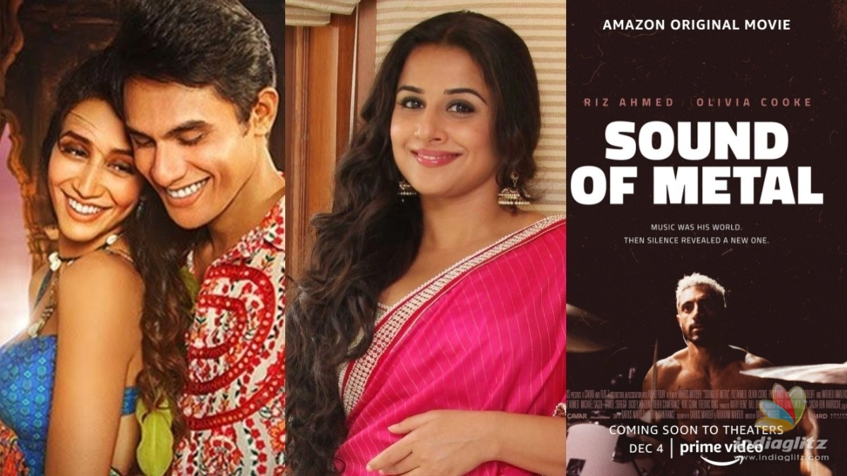 Vidya Balan reveals her favourite movie and web show