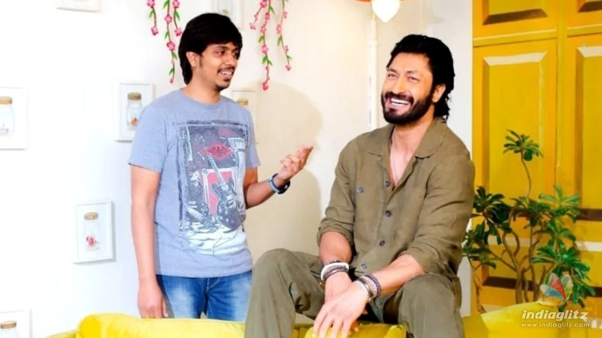 Here are the details about Vidyut Jamwals first production venture