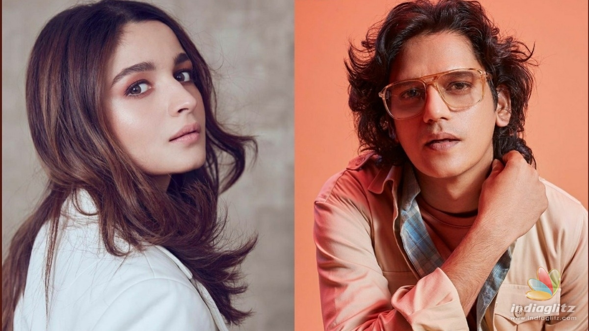 Alia Bhatt did a favor to Vijay Varma
